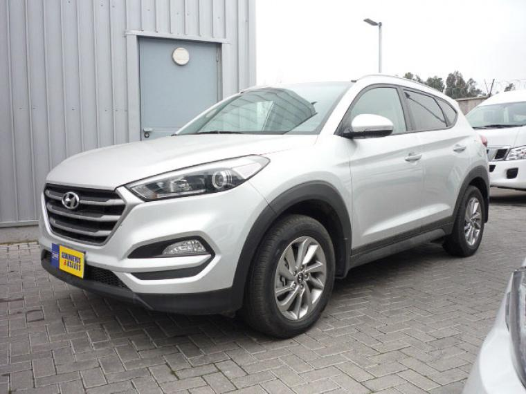 HYUNDAI TUCSON  TL GL ADVANCE 2.0 AT 2017