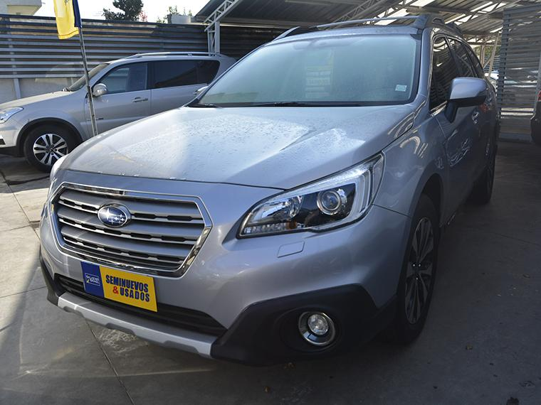 SUBARU OUTBACK ALL NEW OUTBACK LTD 2.5I AUT 2015