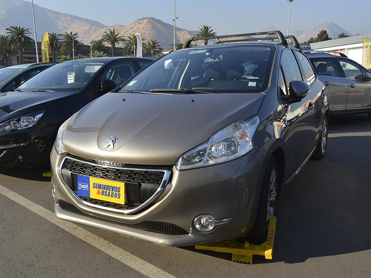 PEUGEOT 208 208 ACTIVE HDI 1.4 2014