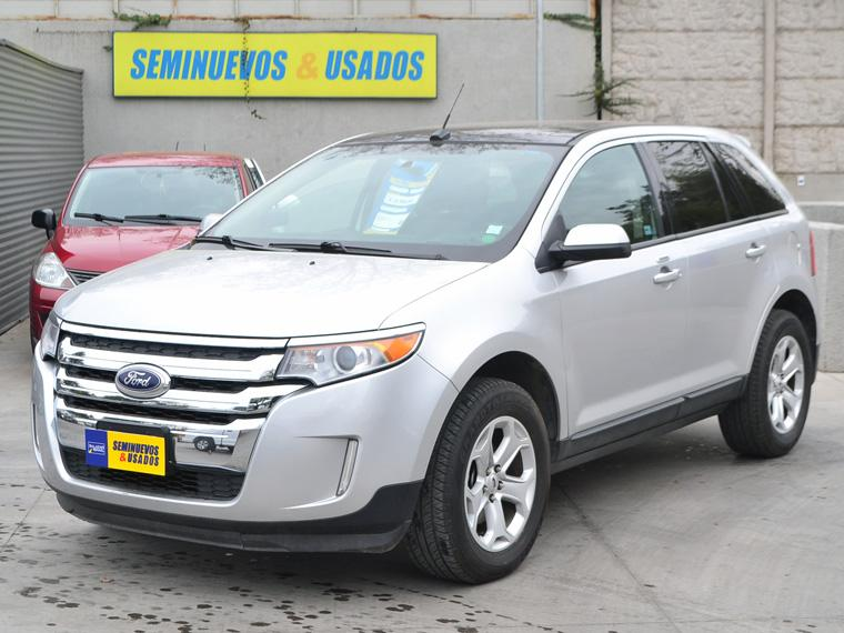 FORD EDGE  SEL 4WD 3.5 AUT 2014