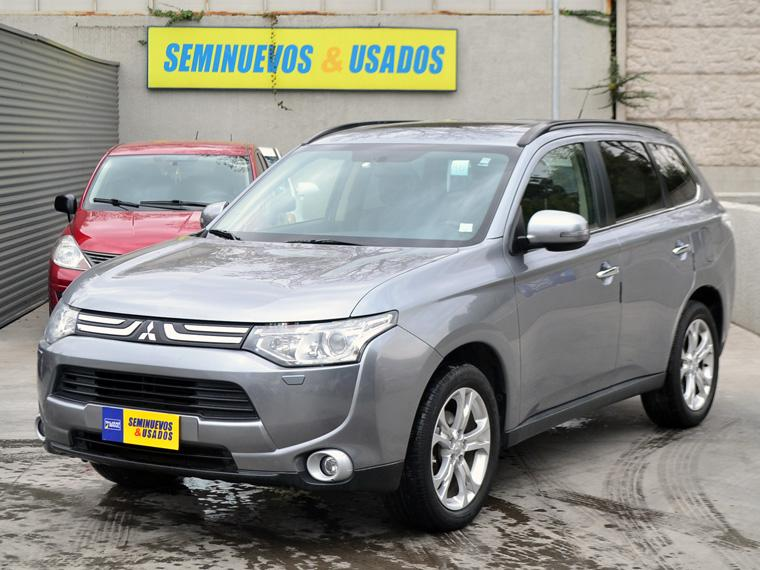 MITSUBISHI OUTLANDER NEW OUTLANDER GLS 4X4 2.4 AT 2014