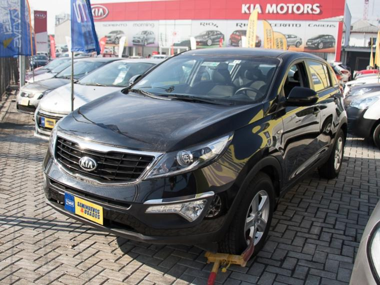 KIA MOTORS SPORTAGE SPORTAGE LX 2.0 AT 2016
