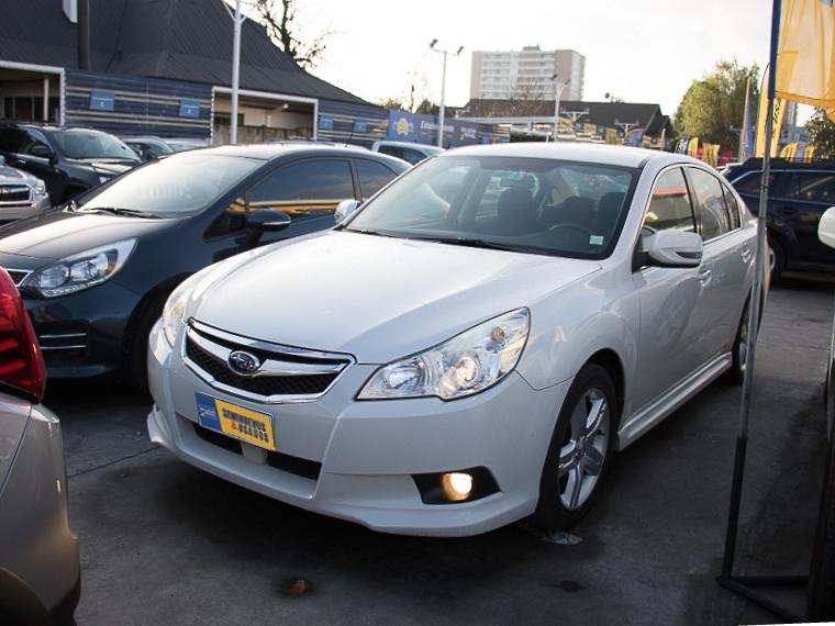 SUBARU LEGACY ALL NEW LEGACY AWD 2.0 I 2012