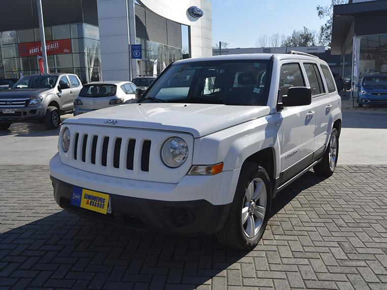 JEEP PATRIOT PATRIOT 4X4 2.4 AUT 2013