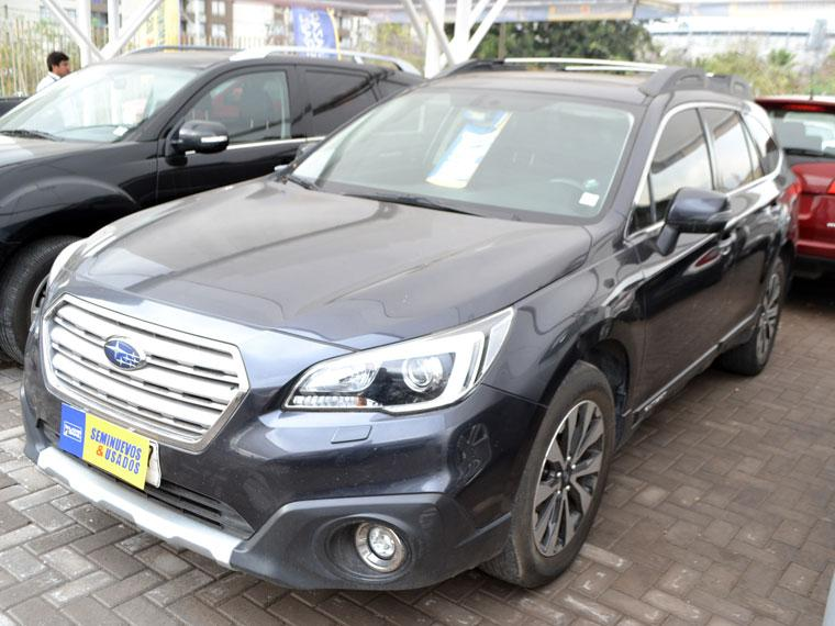 SUBARU OUTBACK ALL NEW OUTBACK LTD AWD 3.6R AUT 2015