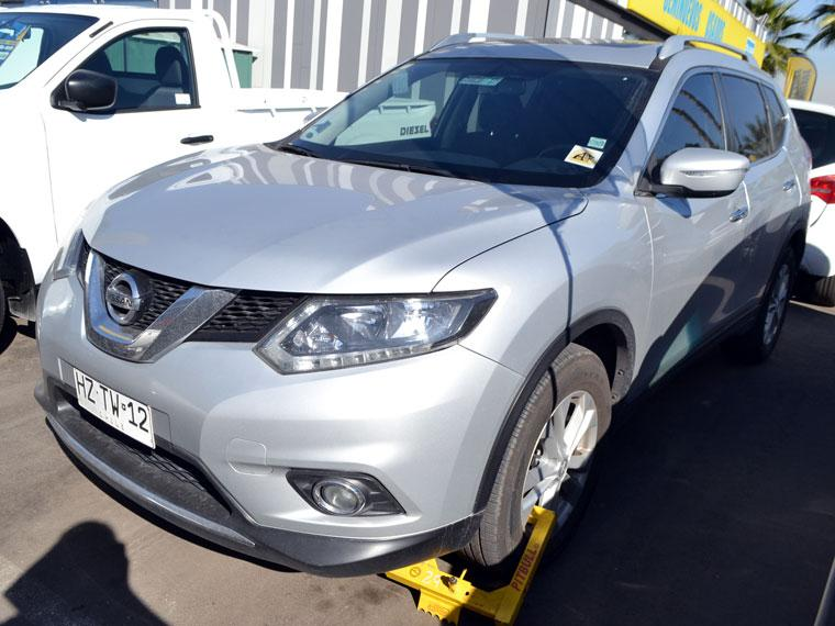 NISSAN X-TRAIL X TRAIL ADVANCE 2.5 AUT 2016