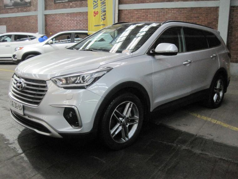 HYUNDAI G RAND SANTA FE LS 2.2 AT 2017