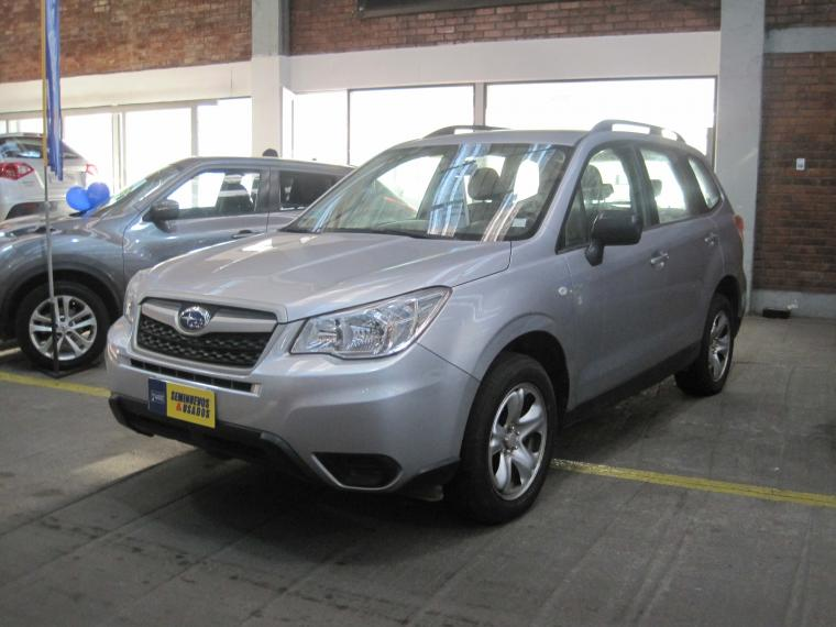SUBARU FORESTER ALL NEW  AWD 2.0 AUT 2015