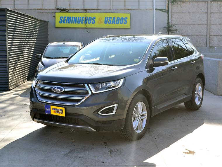 FORD EDGE  SEL 4WD 3.5 AUT 2017