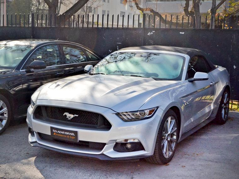 FORD MUSTANG MUSTANG 5.0 AUT 2017