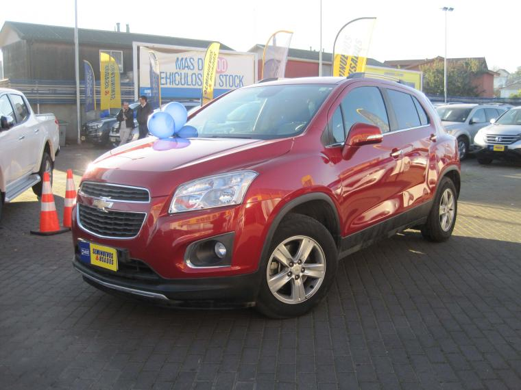 CHEVROLET TRACKER TRACKER LT AWD 1.8 AT 2016
