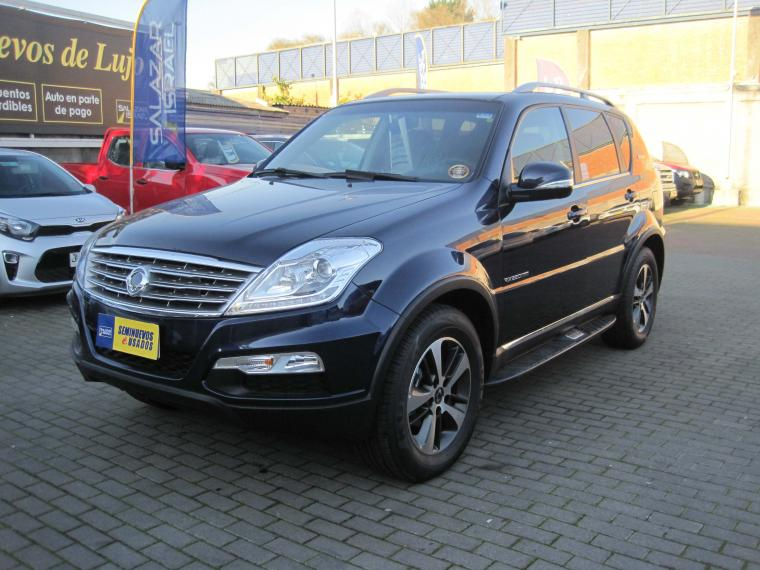SSANGYONG REXTON REXTON 2.2 AT 4X4 FULL 2018