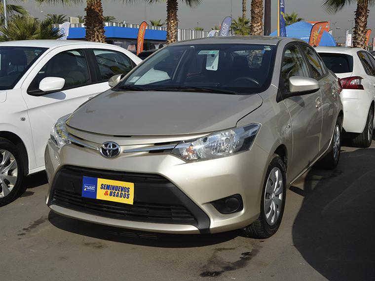 TOYOTA YARIS ALL NEW  1.5 MT BNC GLI 2AB ABS 2016
