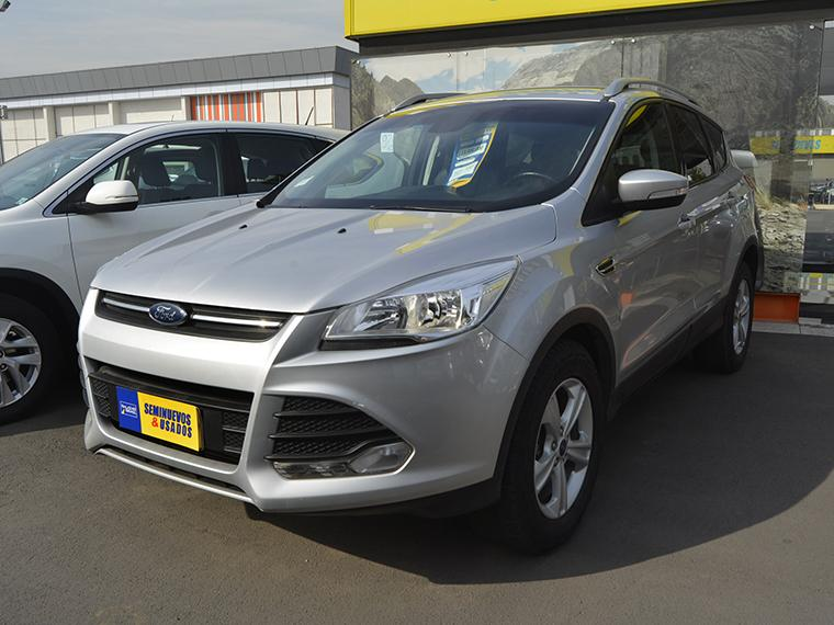 FORD ESCAPE ESCAPE 4X4 2.0 AUT 2017
