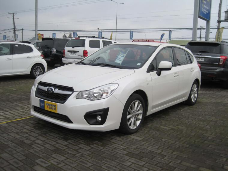 SUBARU IMPREZA ALL NEW IMPREZA SPORT XS AWD 2.0I 2015