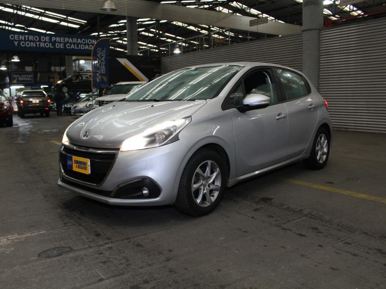 PEUGEOT 208 208  Active Pack 1.2 Puretech 82HP E6 2016