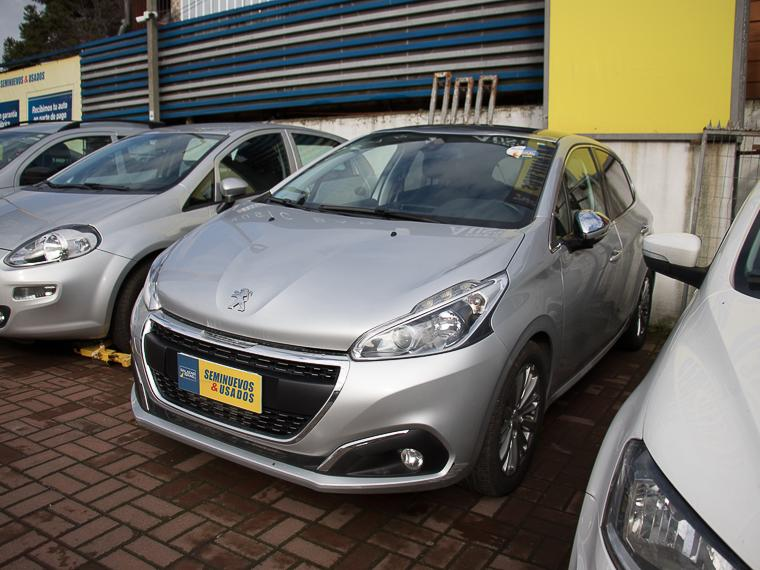 PEUGEOT 208 208  Allure Pack 1.6 HDi 92HP 2017