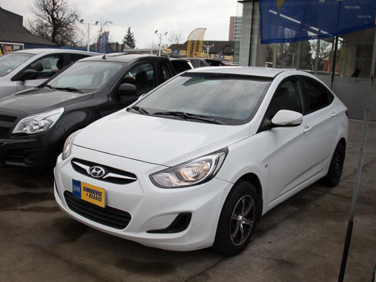 HYUNDAI ACCENT ACCENT RB GL 1.6 2013