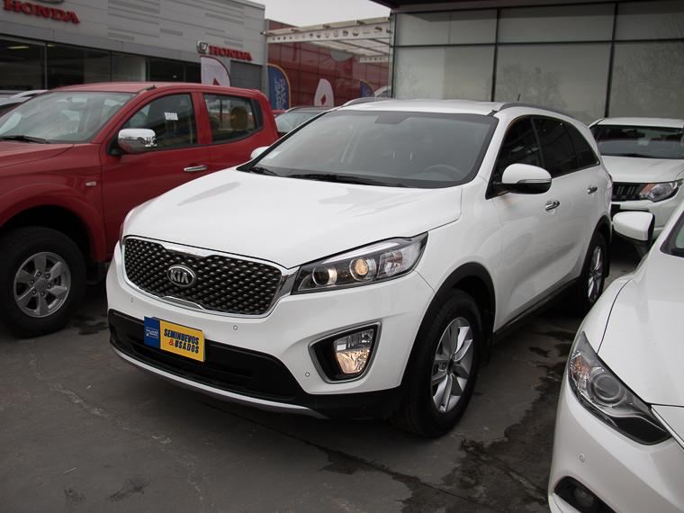 KIA MOTORS SORENTO SORENTO EX 2.4 AT 2016