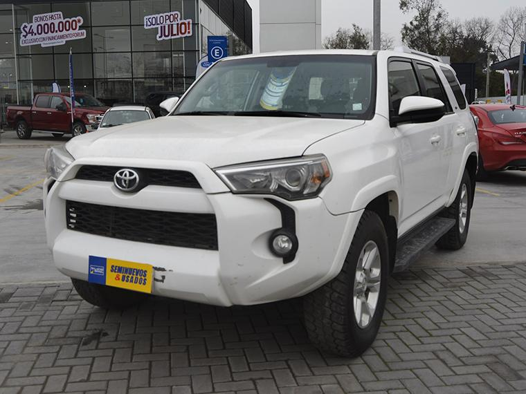TOYOTA 4RUNNER ALL NEW 4RUNNER SR5 4X4 4 2014