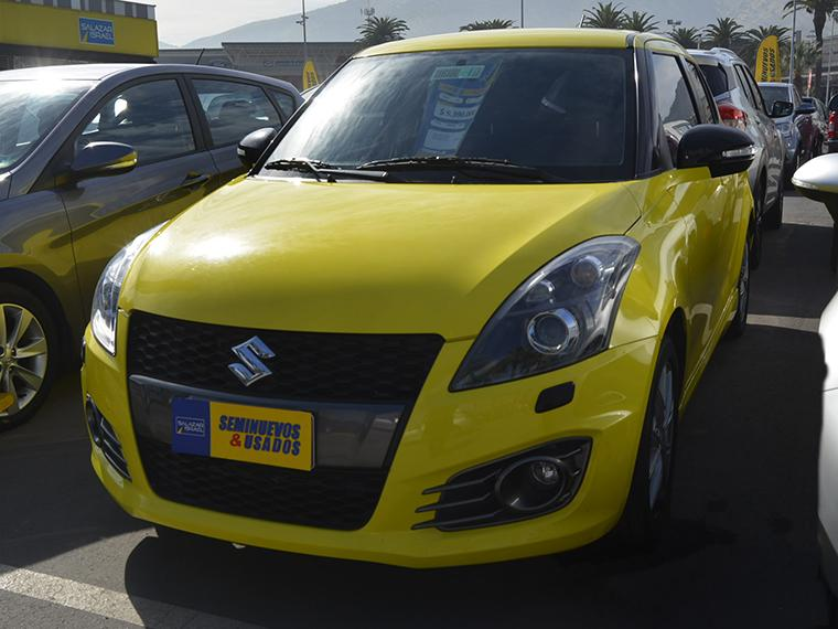 SUZUKI SWIFT SWIFT SPORT 1.6 2017