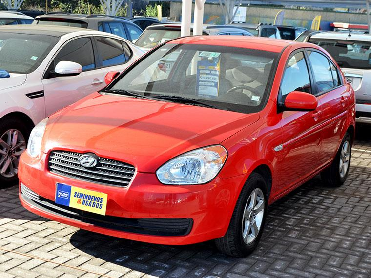 HYUNDAI ACCENT ACCENT GL PS 1.4 2010