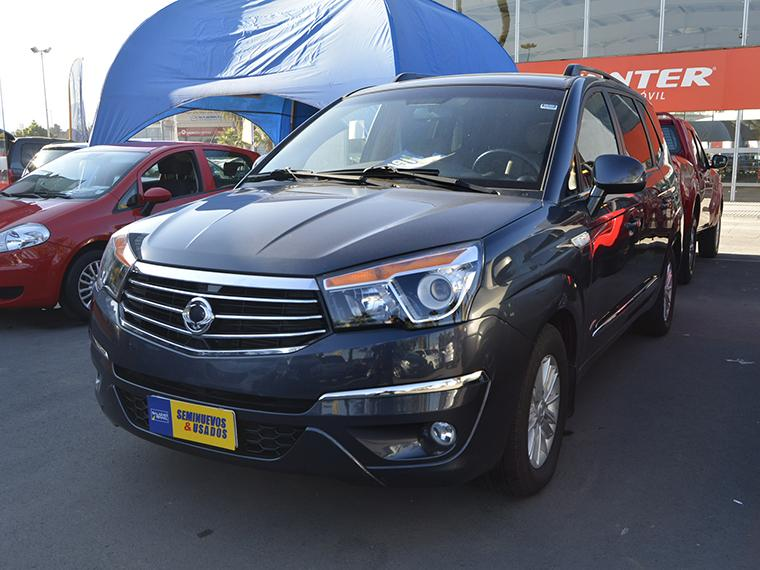 SSANGYONG STAVIC STAVIC 2017