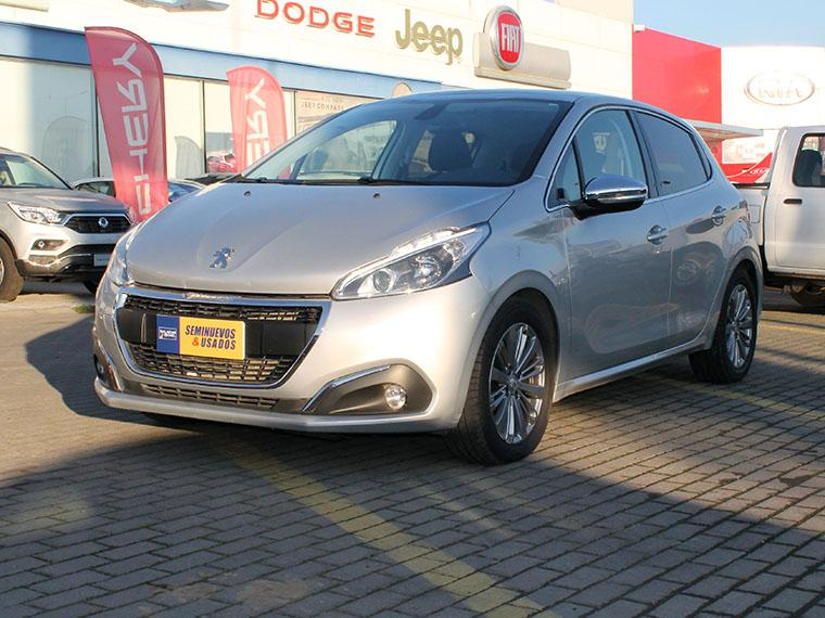 PEUGEOT 208   ALLURE PACK 1.6 HDI 92HP 2017