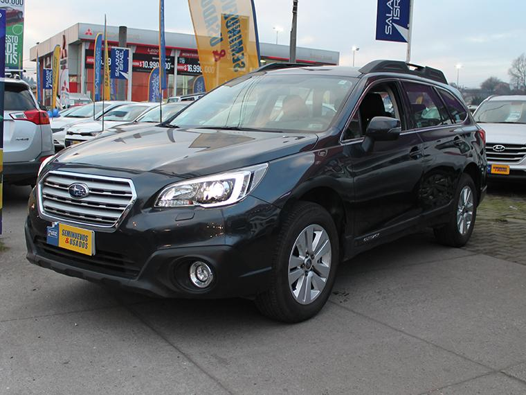 SUBARU OUTBACK ALL N OUTBACK DYNAMIC AWD 2.5I AUT 2018
