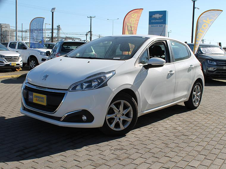 PEUGEOT 208 208  Active Pack 1.2 Puretech 82HP E6 2017