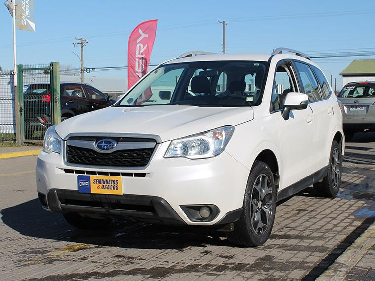 SUBARU FORESTER ALL NEW FORESTER AWD 2.5 2015