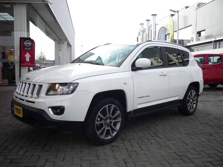 JEEP COMPASS COMPASS LIMITED 4X4 2.4 AUT 2015