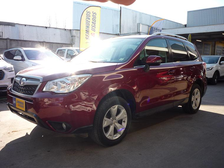 SUBARU FORESTER FORESTER XS AWD CVT 2.0I 2013