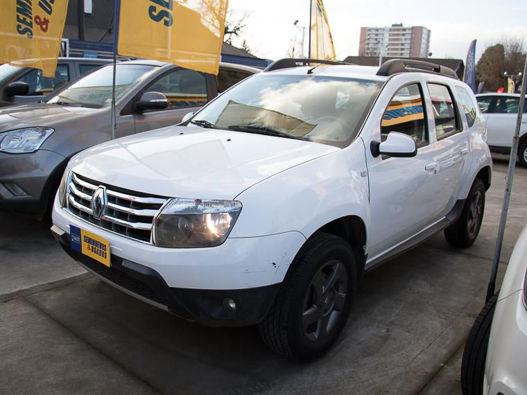 RENAULT DUSTER DUSTER DYNAMIQUE 4WD 2.0 2016
