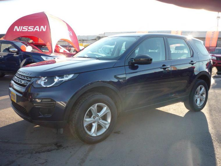 LAND ROVER DISCOVERY DISCOVERY SPORT 2.0 2016