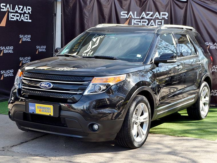 FORD EXPLORER EXPLORER LTD 4X4 3.5 AUT 2015