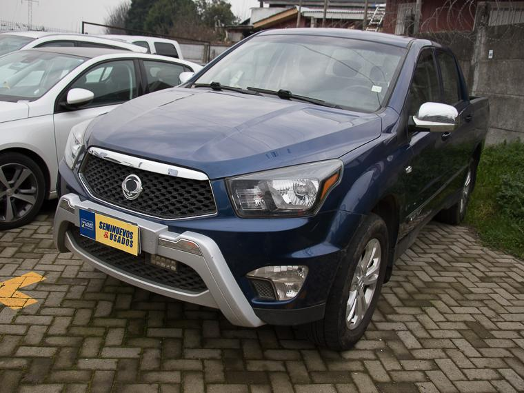 SSANGYONG ACTYON NEW ACTYON SPORT 4WD 2.0 2016