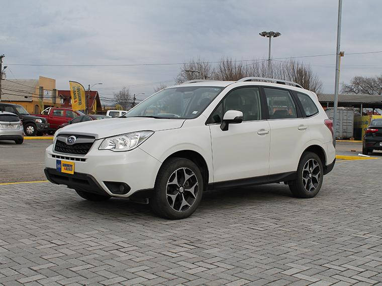 SUBARU FORESTER ALL NEW FORESTER SPORT AW 2016