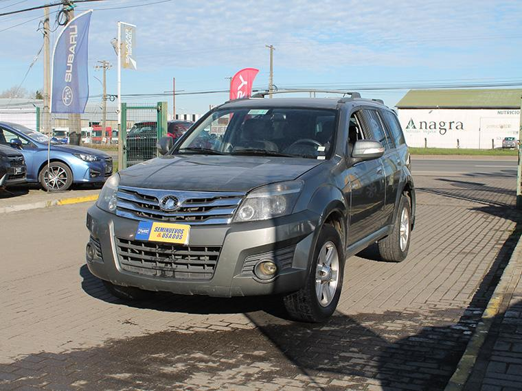 GREAT WALL HAVAL 3 HAVAL H3 2.0 2012