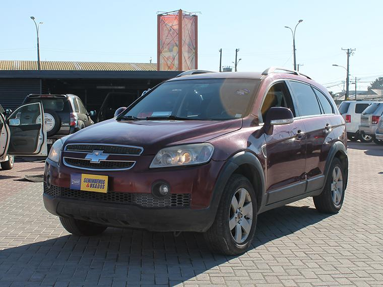 CHEVROLET CAPTIVA CAPTIVA LT SU AWD 2.0 AT 2008