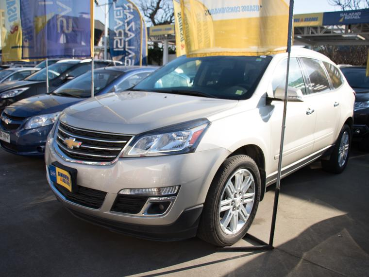 CHEVROLET TRAVERSE  36 AUT 2016