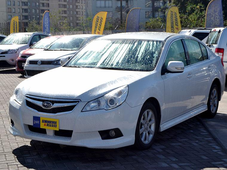 SUBARU LEGACY ALL NEW LEGACY 2.0I AWD XS 2011