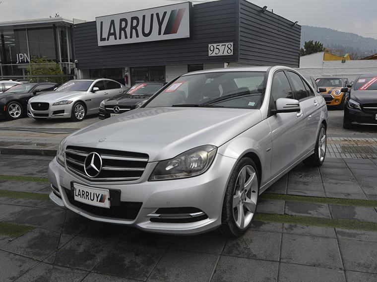 MERCEDES-BENZ C 200  cgi turbo 2015
