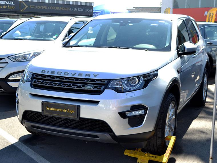 LAND ROVER DISCOVERY DISCOVERY SPORT 4X4 2.0 AUT 2018
