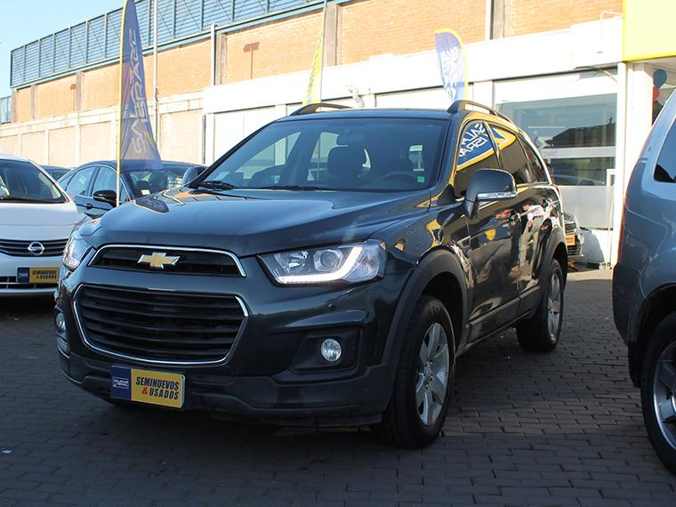 CHEVROLET CAPTIVA CAPTIVA LS 2.4 AT 2017