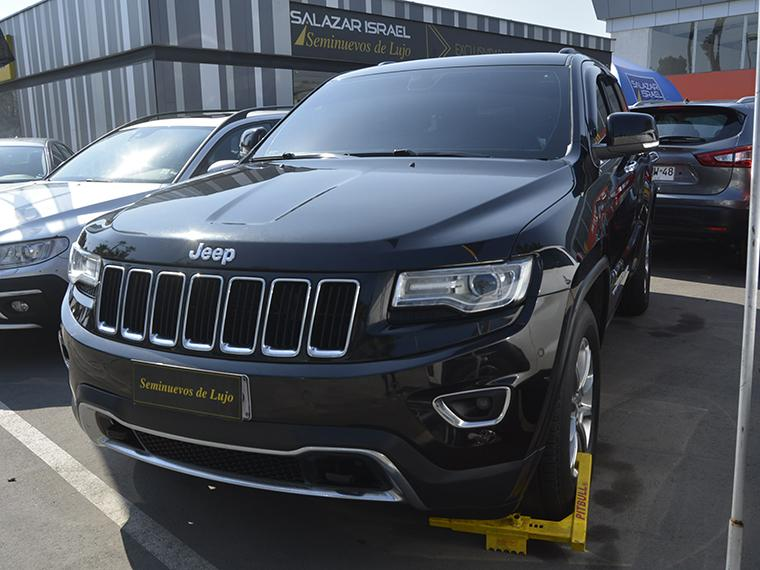 JEEP GRAND CHEROKEE GRAND CHEROKEE LIMITED 3.0 AUT 2015
