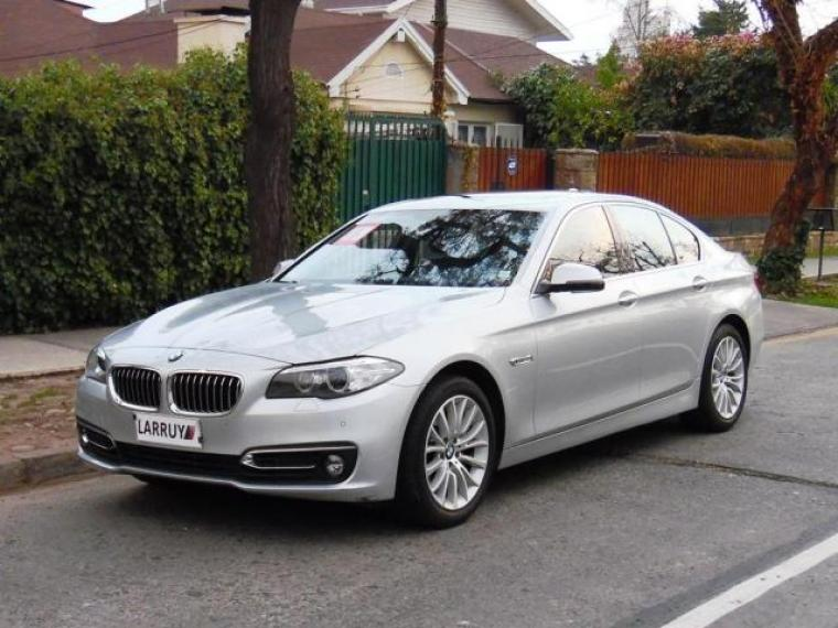 BMW 528 I Luxury LCI 2.0 Aut 2016