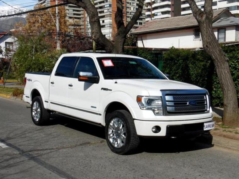FORD F-150  Platinum Full 4x4 3.5 Aut 2013
