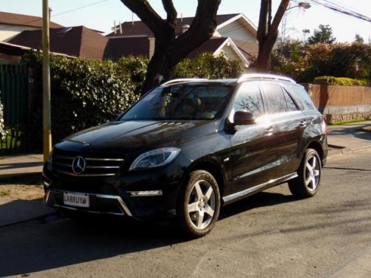 MERCEDES-BENZ ML 350 3.5 AUT 2012