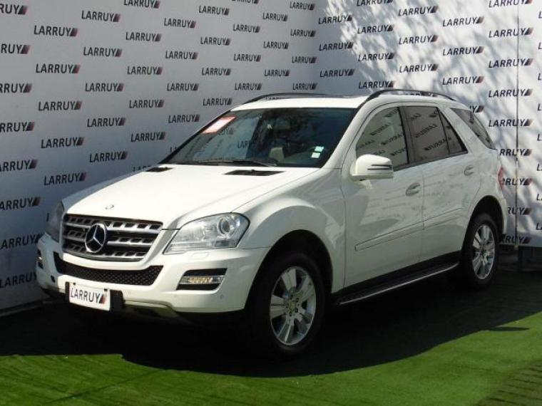 MERCEDES BENZ ML 350 2011